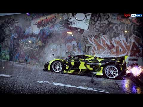 4k HDR  Need for Speed™ Heat Deluxe Edition - Ultimate Edition Upgrade - Palm City Raceway #  