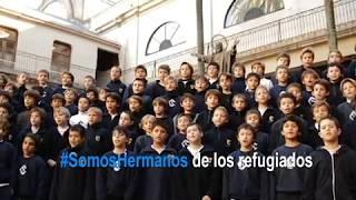 #SomosHermanos de los Refugiados - FLACSI - Colegio del Salvador