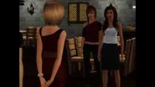 Sims 3 - Vampire Série (Le Sang Éternel - Épisode 3)