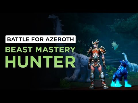 Beast Mastery Hunter | WoW: Battle for Azeroth - Alpha [1st Pass]