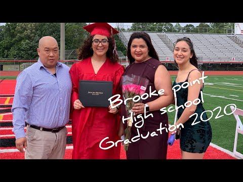 Brooke Point High School Graduation 2020