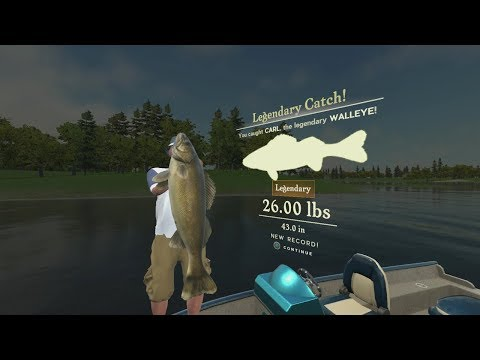 Rapala Pro Series Fishing : Where The Legendary Walleye Spawns On Lake Minnetonka