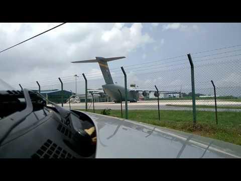 US Air Force in Ipoh, Perak, Malaysia