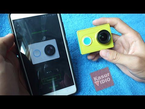 Cara Menyambungkan Yi Camera Action Ke Smartphone Android Terbaru
