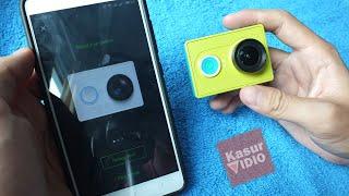 Download Video Cara Menyambungkan Yi Camera Action ke Smartphone Android Terbaru MP3 3GP MP4
