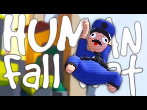 SWINGING WITH DADDY | Human Fall Flat w/Robin #3