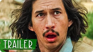 THE MAN WHO KILLED DON QUIXOTE Trailer German Deutsch (2018)