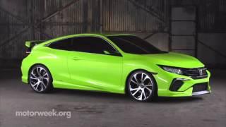 MotorWeek | Road Test: 2016 Honda Civic