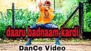 DARU BADNAAM KARDi / DANCE  VIDEO .simple  choreography by sk king irfan