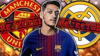 BREAKING: Barcelona CLOSE To Signing Mesut Ozil In January!   Transfer Talk