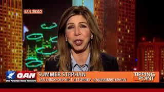 San Diego District Attorney targeted by George Soros!
