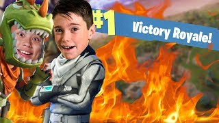 FORTNITE WINS WITH EVANTUBE!! 13 Eliminations!