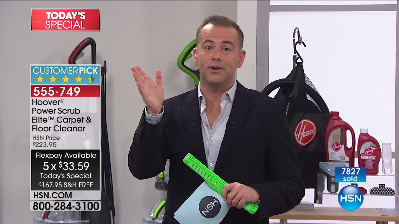 HSN | Home Solutions featuring Hoover 08.27.2017 - 09 PM
