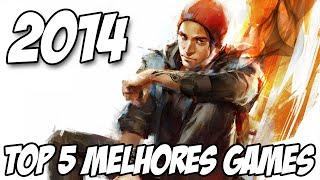 Top 5 Melhores Games do Ano 2014 - Gameplayrj
