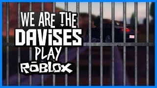 Almost Robbed A Bank   Roblox Jailbreak Collab EP-1   Gaming With Tyler And Shawn Davis