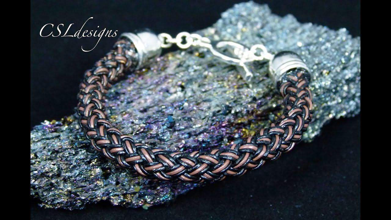 Turk S Head Knot Bracelet