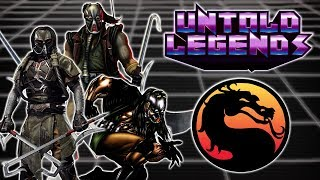 Mortal Kombat: The History of Kabal - Untold Legends