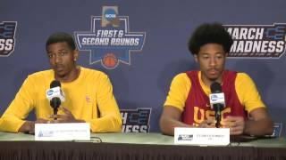 News Conference: USC Second Round Preview