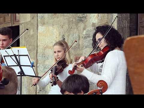 Scuola di musica Musicando presenta: Passeggiando tra le note, Tesserete 2017