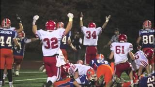 Gross Catholic Cougars vs. Elkhorn -11-9-2012
