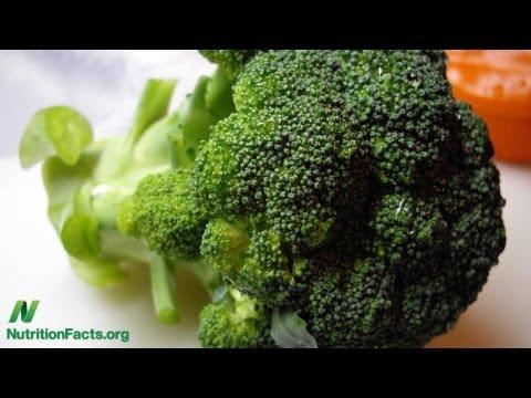 Liver Toxicity Due to Broccoli Juice?