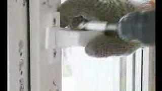 як зробити окосячку в дерев'яному будинку