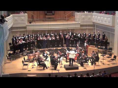BARBER - Agnus Dei / Adagio for Strings