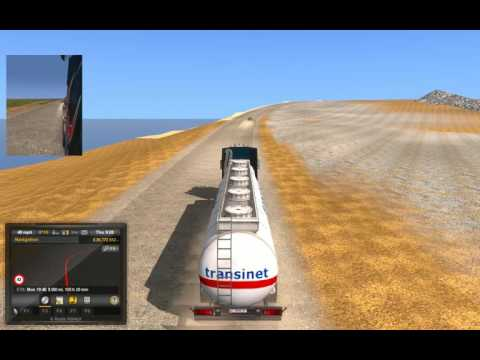 Euro Truck Sim 2 MEGA MAP 5.2