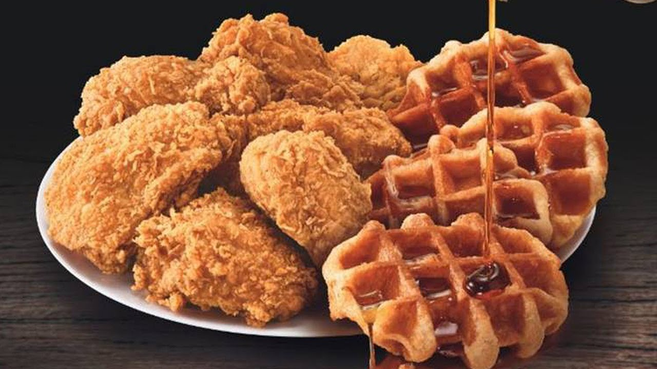 KFC Is FINALLY Rolling Out New Chicken and Waffles Menu Item