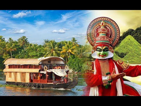 God's Own Country Kerala Tour Video, Visit Munnar, Alleppey