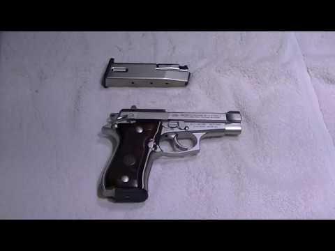 Beretta 84 FS Cheetah