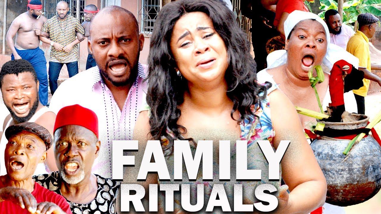 Download FAMILY RITUALS (NEW UJU OKOLI MOVIE) YUL EDOCHIE - 2021 LATEST NIGERIAN MOVIE/NOLLYWOOD