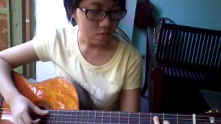 Trưa vắng - Guitar Version (easy)
