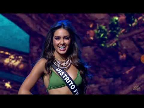 Miss Brazil 2019 - Top 15 Swimsuit Competition