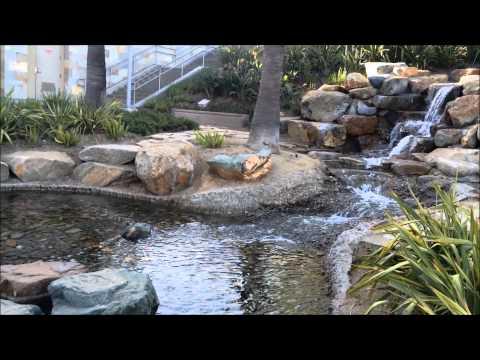 Mariner's Church Irvine California River Landscaping