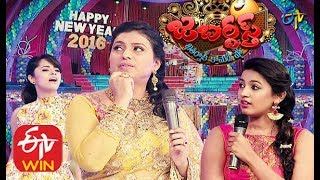 Jabardasth |18th April 2020 | Full Episode | Special Event 2016 New Year  | ETV Telugu
