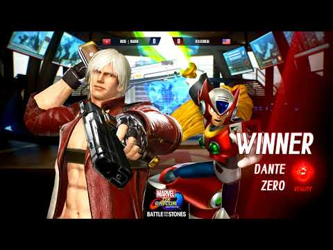 MvCi - SEAM 2017 TOP 8 + Grand Finals - Marvel vs. Capcom: Infinite