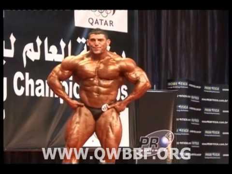 +100 Kgs Zahar Moukahal from Lebanon