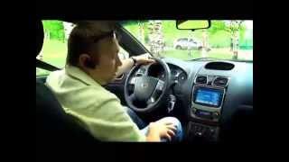 Тест-драйв автомобиля Geely Emgrand EC7