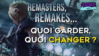 Remasters, Remakes : Que changer pour rester pertinent ? | Game Next Door
