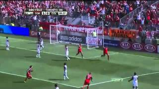 Toronto FC vs Colorado Rapids - 9/17/11 Full Highlights