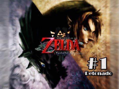The Legend of Zelda: Twilight Princess - Parte 1 - Legendado em Português