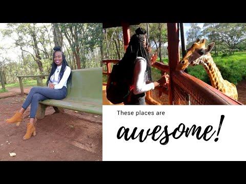 Awesome Places To Visit In Nairobi, Kenya
