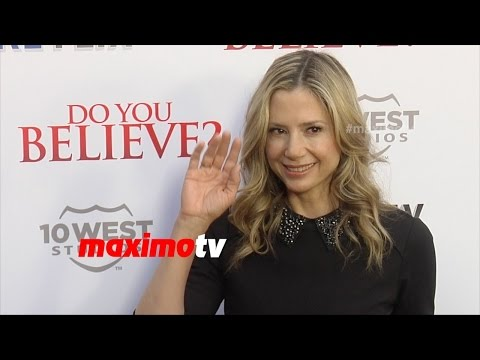 "Mira Sorvino, Cybill Shepherd, Madison Pettis ""Do You Believe?"" Premiere ARRIVALS"