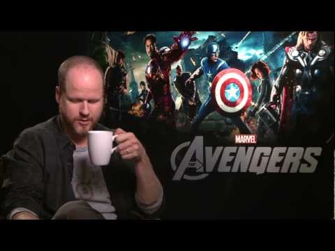 THE AVENGERS Director Joss Whedon Exclusive Interview