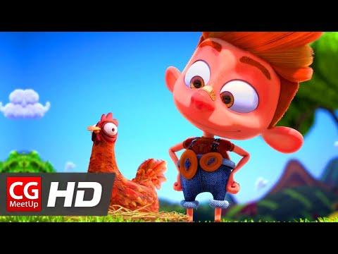 "CGI Animated Short Film ""Swiff Short Film"" by ESMA"
