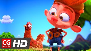 "CGI Animated Short Film ""Swiff"" by ESMA 