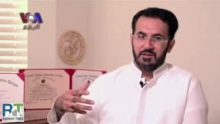 VOA Urdu: Mansoor Shams, Ahmadiyya Muslim & Former U.S Marine on Islamophobia