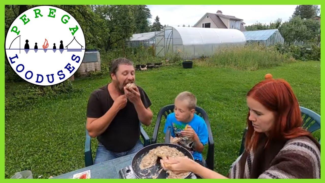 Korjame seeni ja teeme sousti