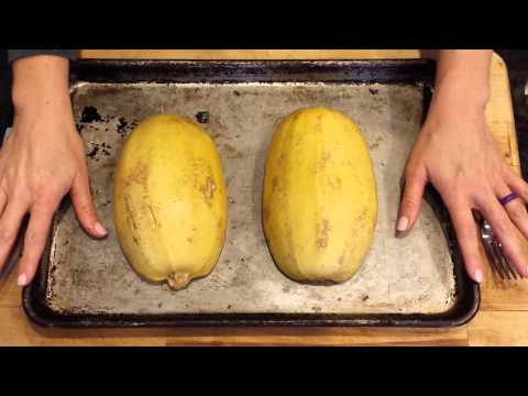 How To Cook Perfect Spaghetti Squash Tutorial